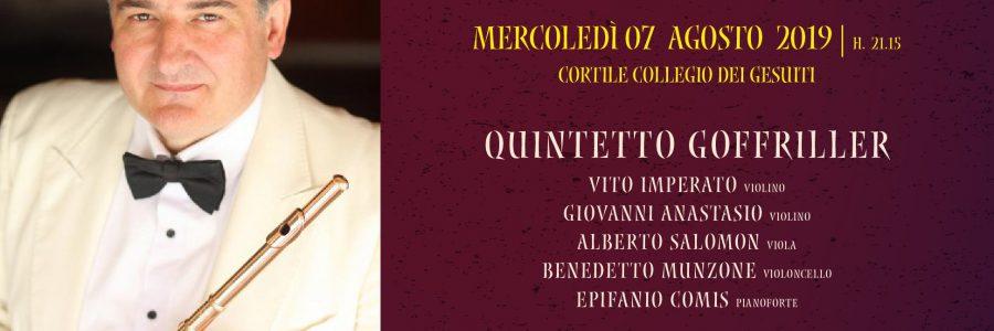 QUINTETTO GOFFRILLER