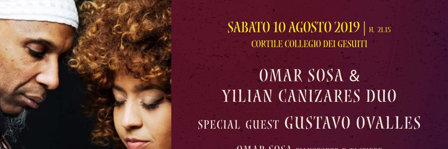 Omar Sosa – Ylian Canizares – Gustavo Ovalles