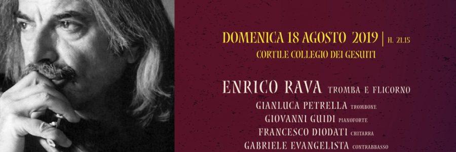 Enrico Rava Sextet