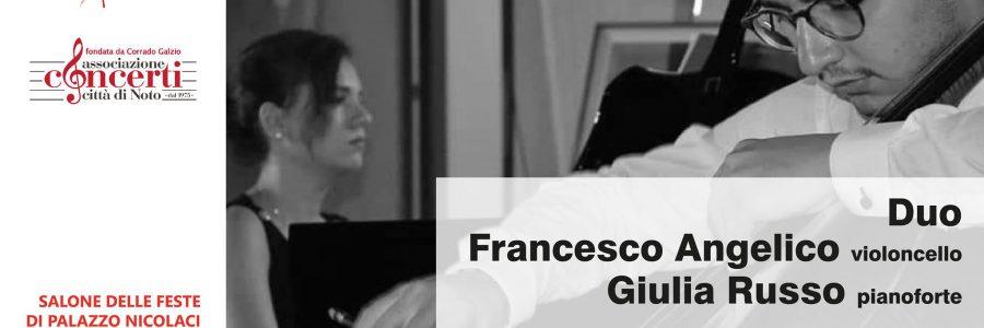 Duo Violoncello Pianoforte