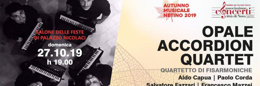 Opale Accordion Quartet
