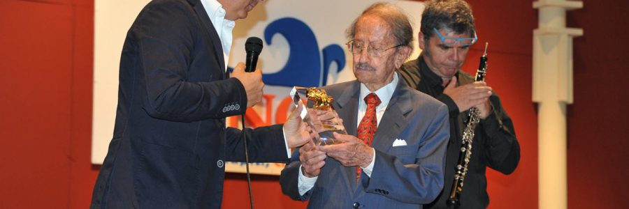 Noto festeggia i 100 anni del Maestro Corrado Galzio