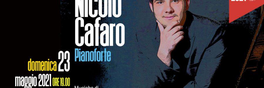 Incontri Musicali Netini – Nicolò Cafaro in concerto